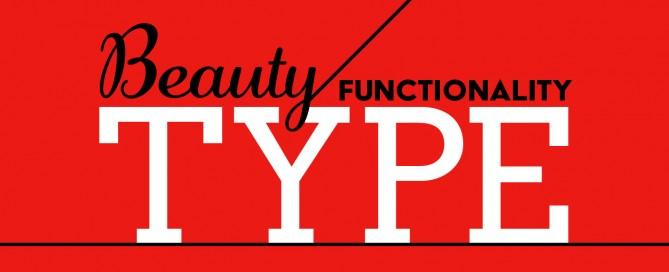 Beauty Functionality Type