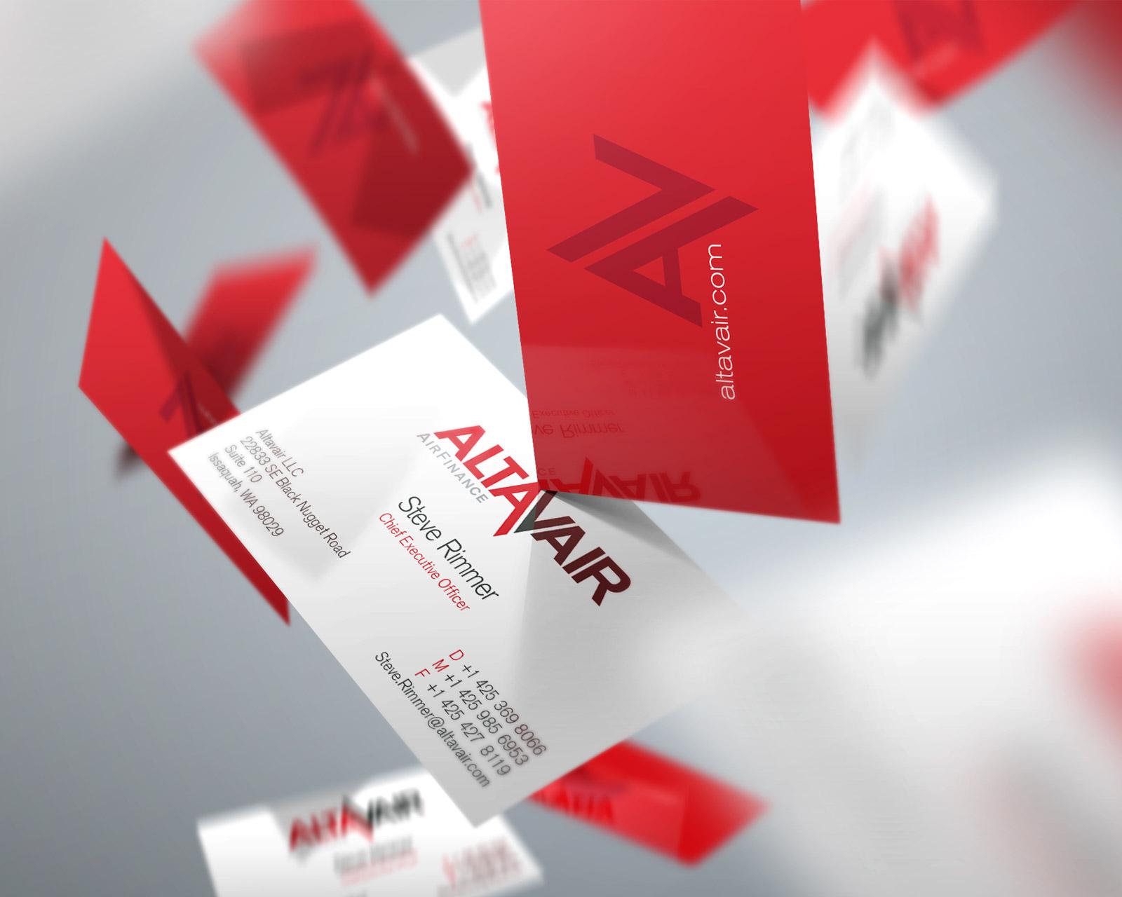 Altavair Branding
