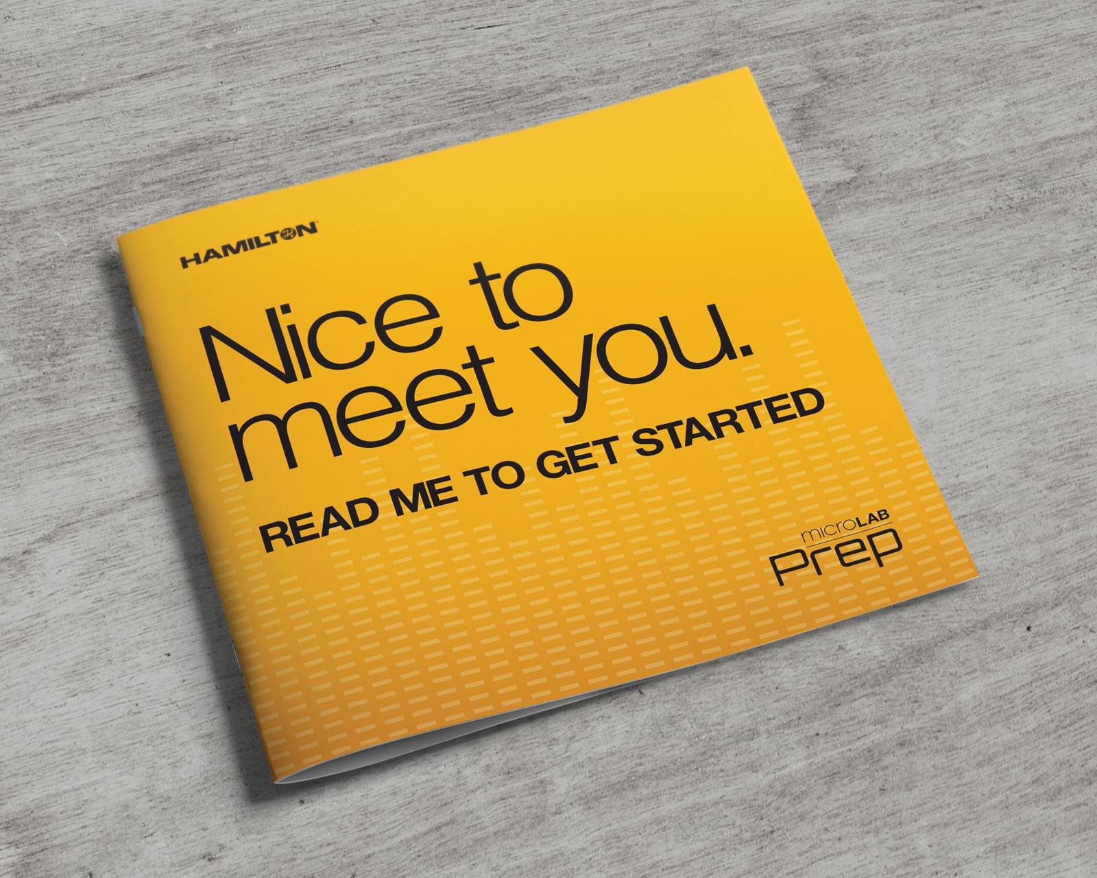 Microlab Prep Brand Launch