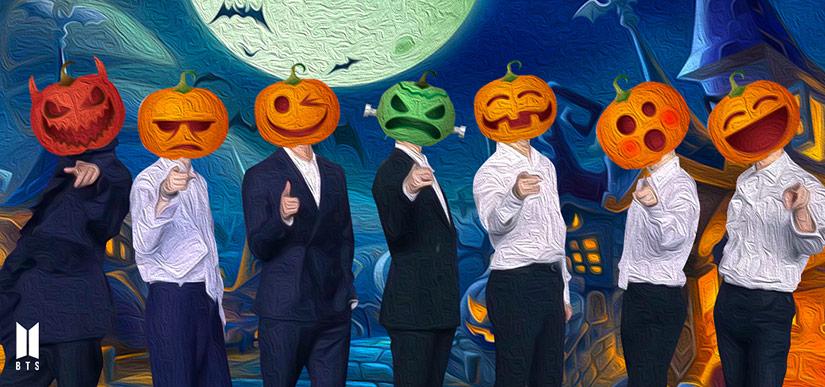 Halloween 2020 - Xengyeng's BTS